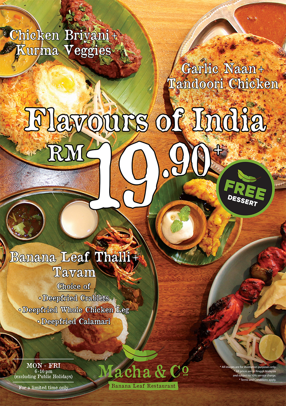 Flavours of India - WP